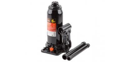 Домкрат гидравлический 2т бутылочный STARTUL AUTO (ST8012-02) (h min 181мм, h max 345мм)
