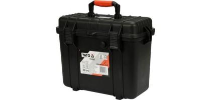 "Чемодан ударопрочный герметичный пластиковый 430х244х341мм IP55 ""Yato"" YT-08907"