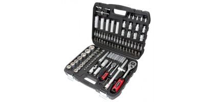 Набор инструментов 108 предметов 1/2'' 1/4'' MARSHAL MT-4108