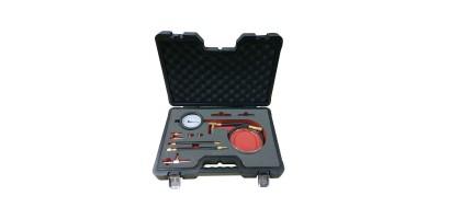 Тестер давления топлива, 10пр. (0-7 bar) в кейсе Forsage F-04A3022D