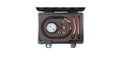 """Тестер компрессии бензинового двигателя в кейсе""""Premium Forsage F-908G1D"""