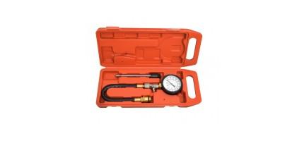 Компрессометр бензиновый с дл. наконечником и шлангом в кейсе Partner PA-903G7