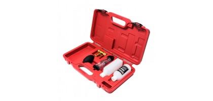 Тестер утечки СО2 из цилиндров ДВС 6 предметов (без жидкости), в кейсе Forsage F-905G10